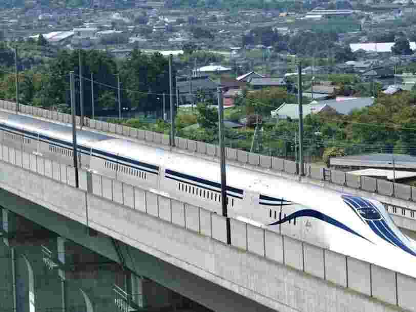 Voici les trains les plus rapides du monde... et ceux qui pourraient aller encore plus vite