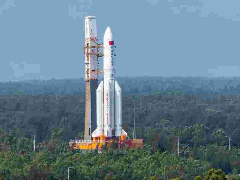 Un lanceur chinois pourrait retomber sur Terre de manière totalement incontrôlée