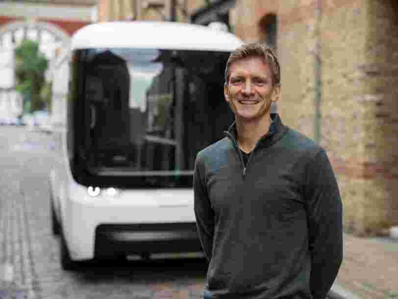 Uber s'associe avec la startup Arrival pour concevoir une voiture électrique dédiée au transport des personnes