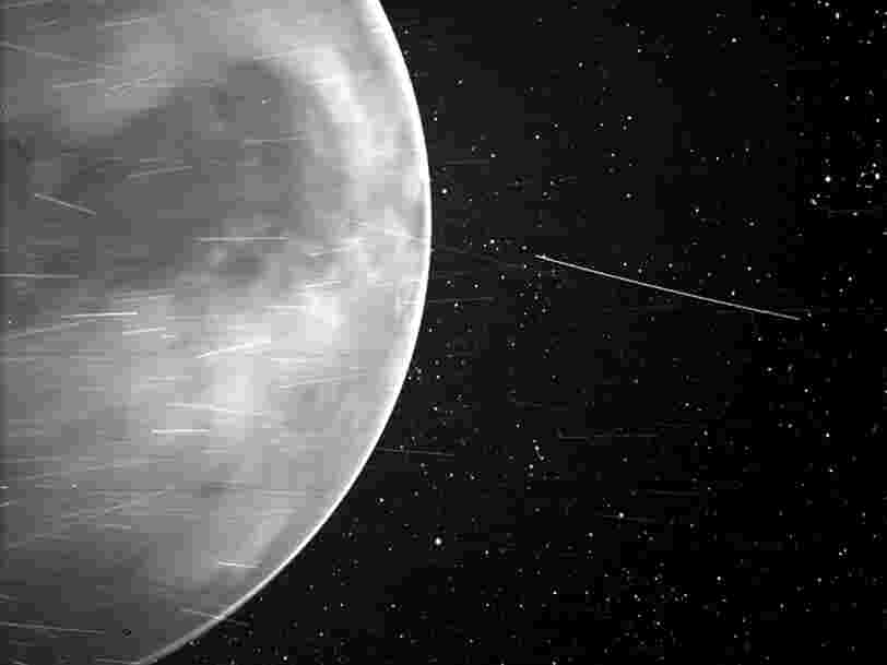 Une sonde solaire de la NASA découvre une émission radio naturelle dans l'atmosphère de Vénus