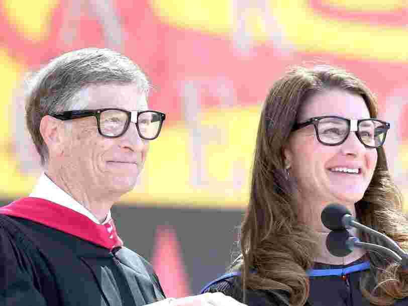 Bill Gates gagne 4 630$ par seconde, ce qu'il faut savoir sur sa fortune