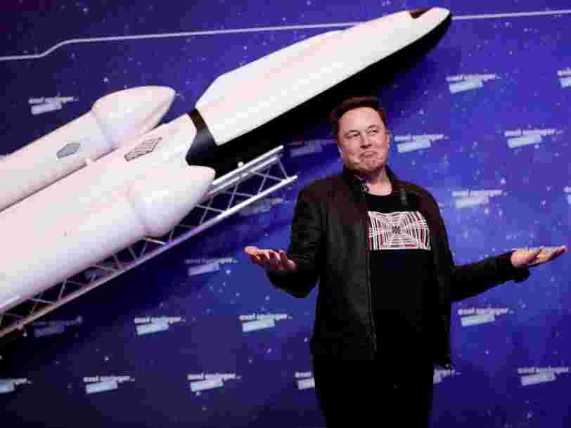 L'Internet par satellite Starlink de SpaceX a récolté plus de 500 000 commandes et acomptes