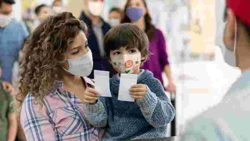 L'efficacité du vaccin Pfizer chez les enfants de 2 à 11 ans sera déterminée d'ici septembre