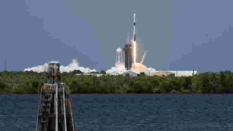 La fusée Starship de SpaceX réussit à atterrir à sa cinquième tentative