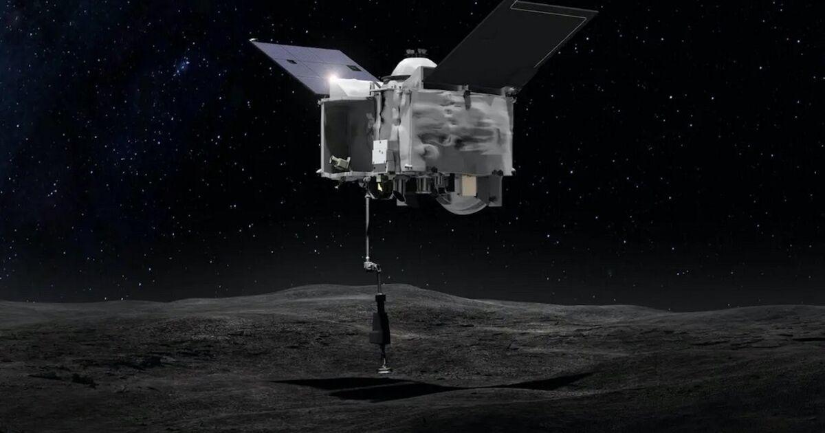 Une sonde de la NASA va revenir sur Terre avec un échantillon de poussière spatiale