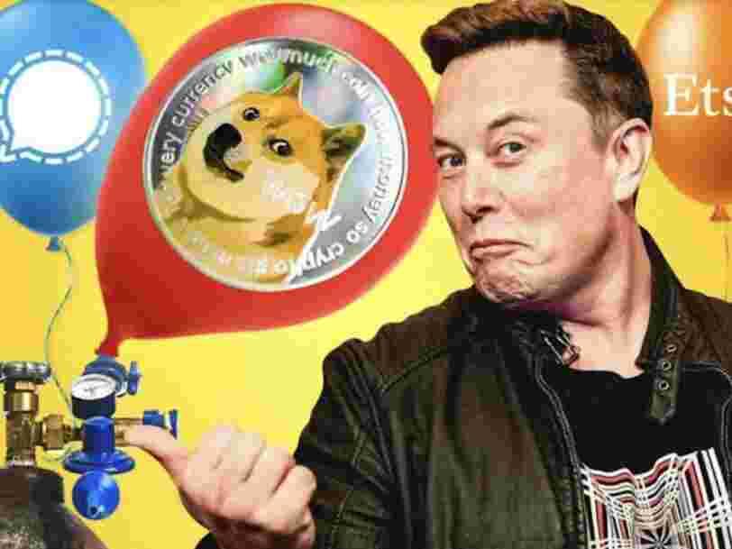 Elon Musk insinue que Tesla pourrait accepter le dogecoin comme moyen de paiement, le cours bondit