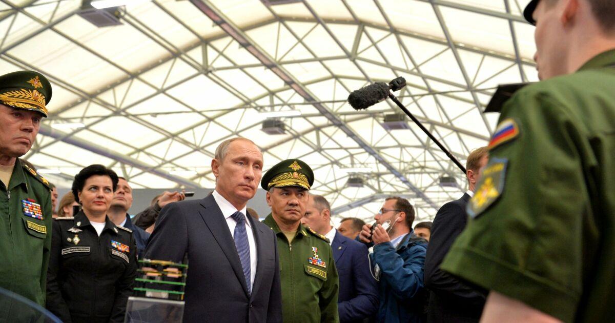 La Russie développe des essaims de drones sous-marins