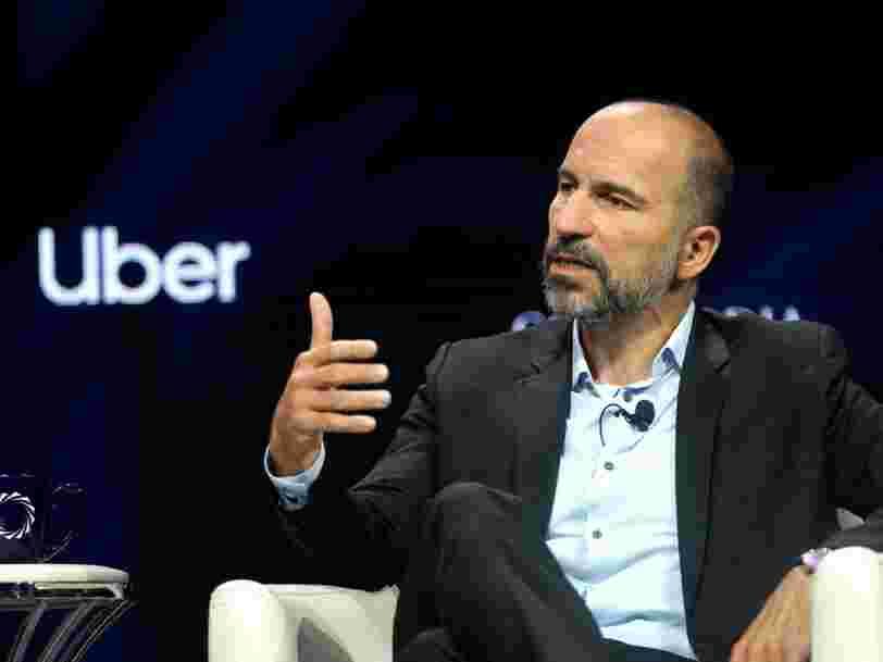 Uber aurait dissimulé près de 5 Mds€ grâce à des sociétés-écrans