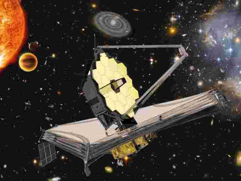 Dernière ligne droite pour le télescope spatial James Webb avant son lancement en octobre
