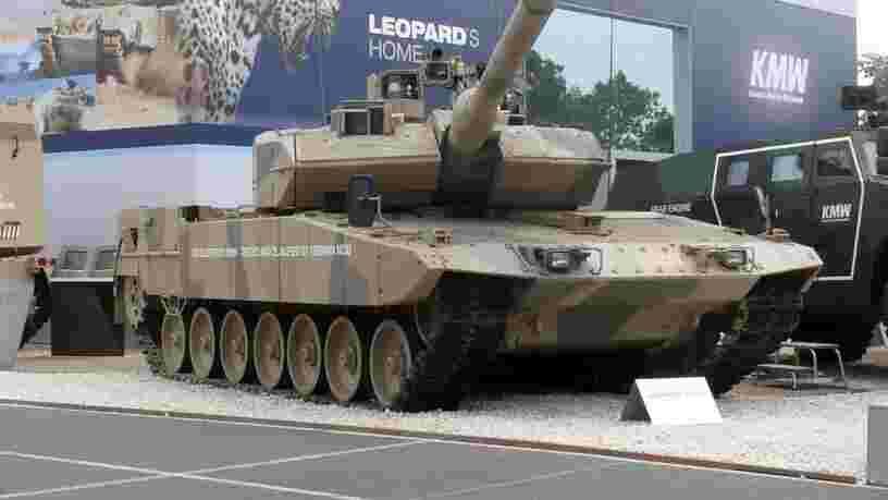 Les 10 principaux chars de combat en activité dans le monde