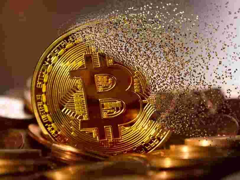 Le bitcoin s'enfonce sous les 30 000$ pour la première fois depuis des mois