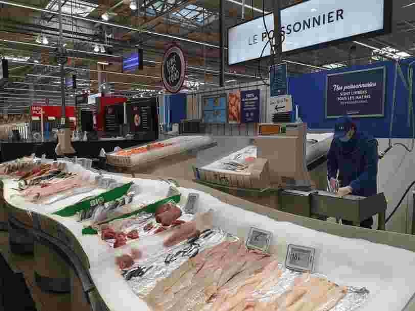 Les clients de Carrefour vont pouvoir découvrir les coulisses de leurs supermarchés