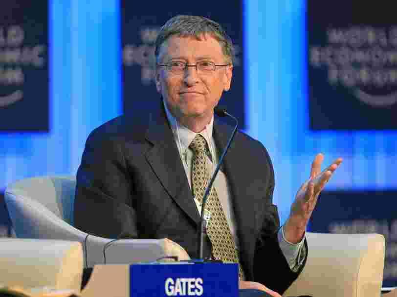 Le départ de Bill Gates de Microsoft serait lié à une relation avec une employée