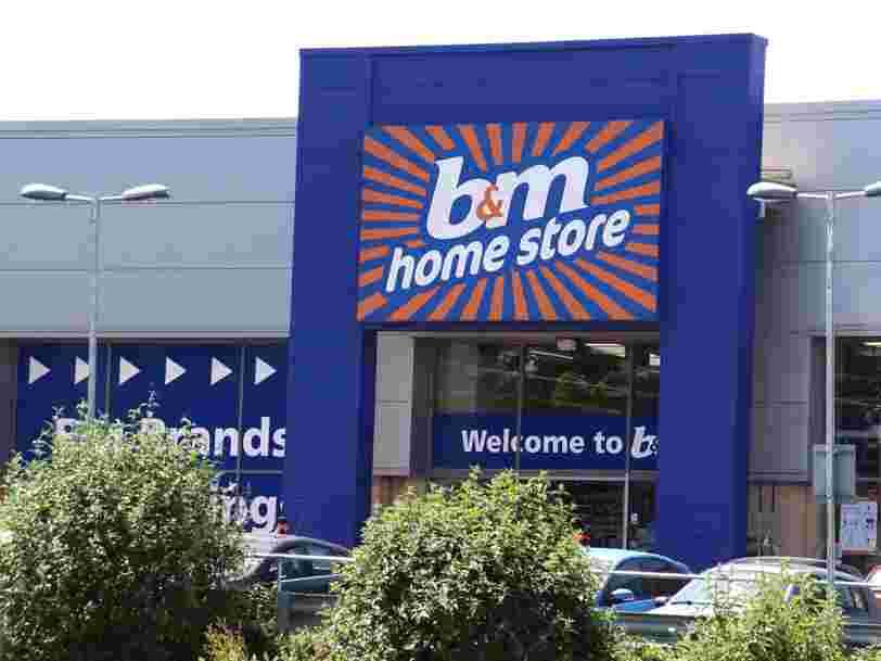 La liste des 15 nouveaux magasins B&M (ex Babou) qui ouvrent aujourd'hui