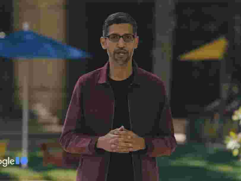 Tout ce qu'il faut retenir des grandes innovations de Google après sa keynote