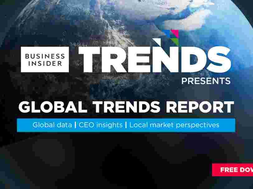 Découvrez le rapport sur les tendances commerciales mondiales de Business Insider