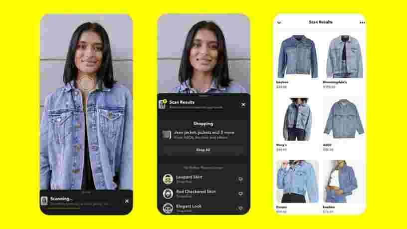 Comment Snapchat va devenir une boutique mondiale en réalité augmentée