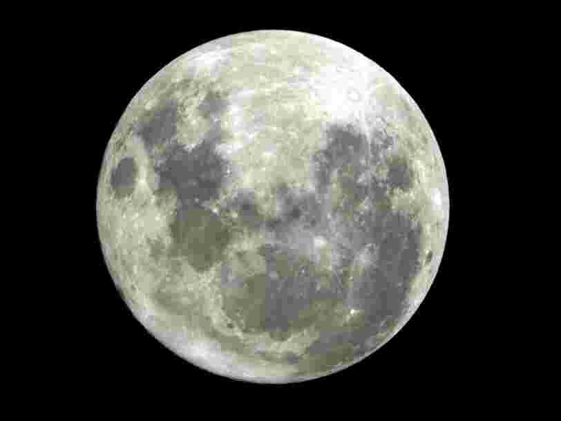 L'Europe veut lancer une constellation de satellites autour de la Lune