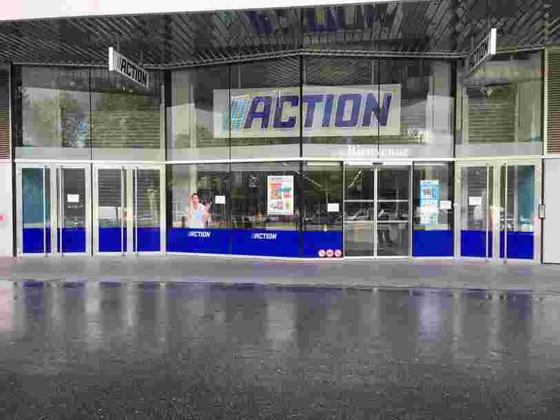 L'enseigne Action ouvre son premier magasin à Paris et atteint les 600 boutiques en France