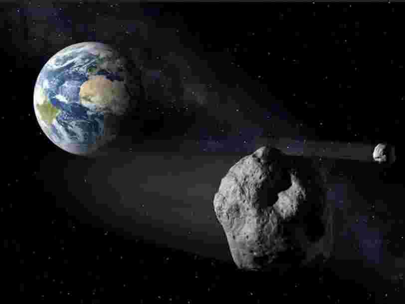 Sur sept simulations de la NASA, une seule aurait permis d'éviter qu'un astéroïde ne percute la Terre