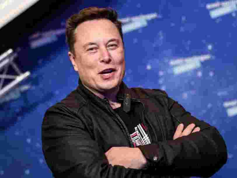 Les 7 conseils d'Elon Musk pour améliorer sa productivité au bureau
