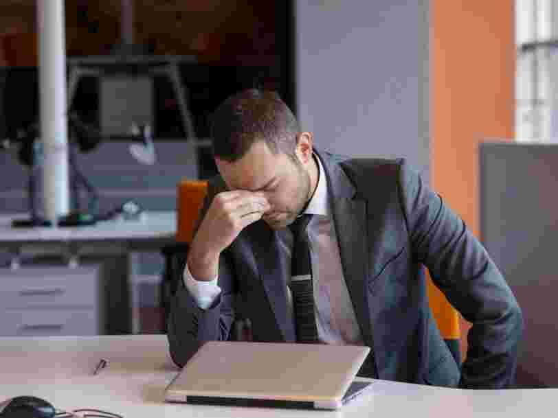 Comment gérer sa déception quand un job de rêve vire au cauchemar