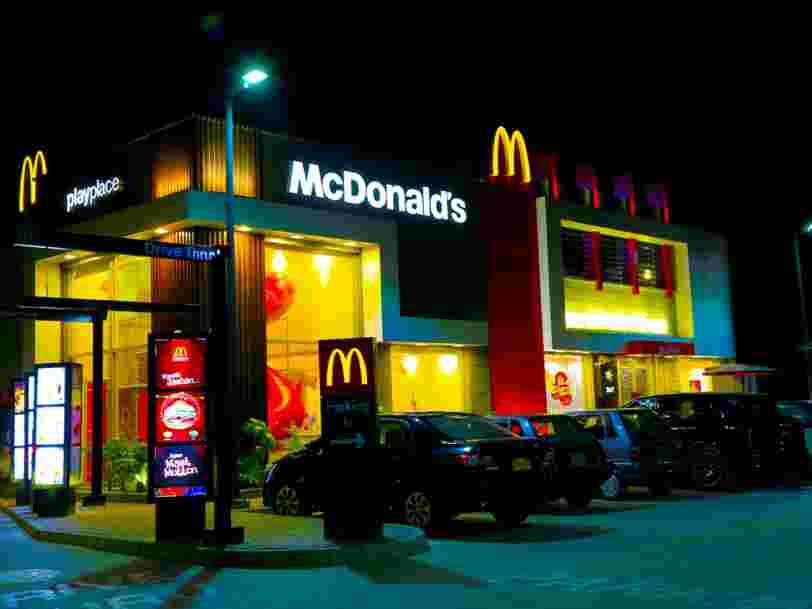McDonald's se voit réclamer 10 Mds$ pour discrimination raciale aux États-Unis