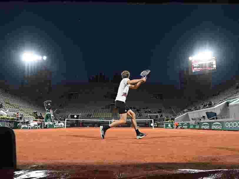 Matchs sur Amazon, nouvelles caméras... Ce qui va changer pour Roland Garros à la télé cette année