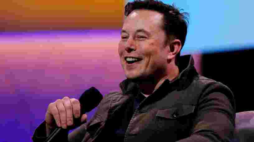 Elon Musk le promet, il ne vendra pas ses dogecoins