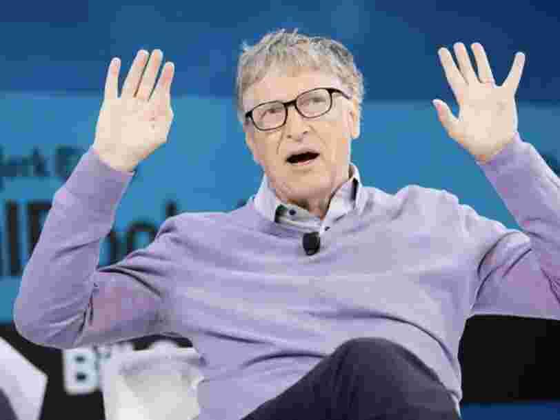 Voici tous les moments où Bill Gates aurait eu une conduite douteuse avant l'annonce de son divorce