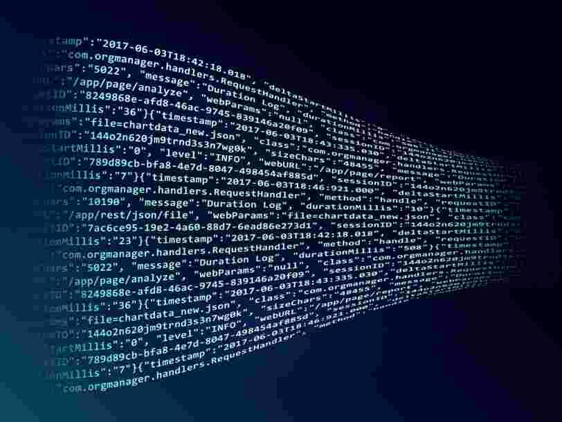 NFT: le code source à l'origine d'internet vendu aux enchères pour un montant astronomique