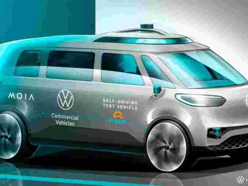 L'Allemagne va autoriser les véhicules autonomes sur ses routes pour 2022
