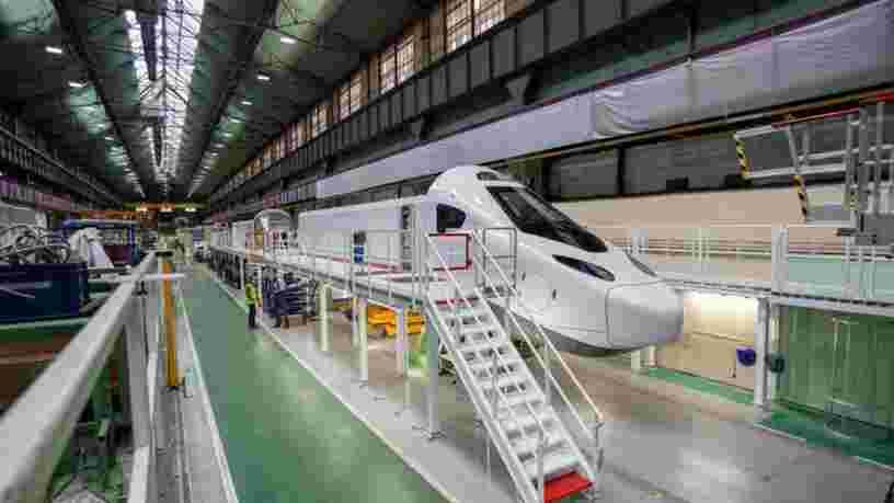 La SNCF dévoile le TGV du futur