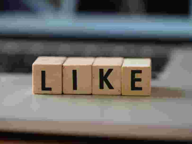 Facebook et Instagram vont proposer de masquer l'affichage des 'likes'