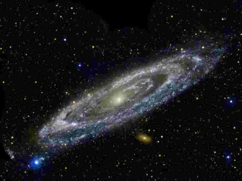 Ces 10 photos spectaculaires de la Voie lactée montrent comment notre galaxie illumine le ciel