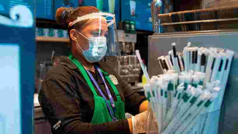 Ces employés de Starbucks en ont ras-le-bol de préparer des cafés improbables vus sur TikTok