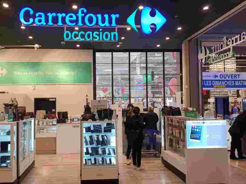 La liste des prochains corners Carrefour Occasion qui vont ouvrir d'ici cet été