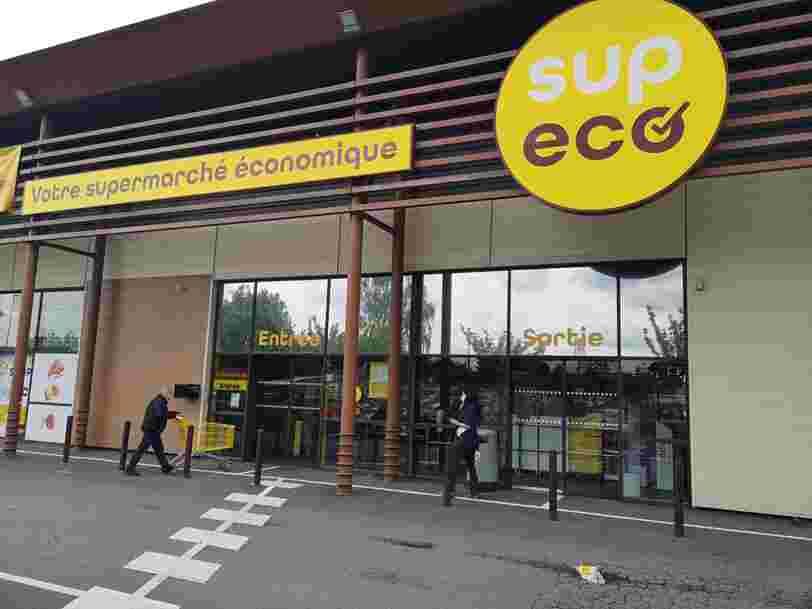 Découvrez Supeco, l'enseigne discount de Carrefour, qui va ouvrir une vingtaine de magasins d'ici fin 2021