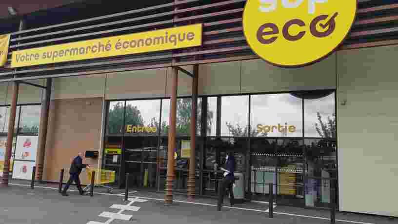 La liste des 21 magasins Supeco en France, l'enseigne discount de Carrefour