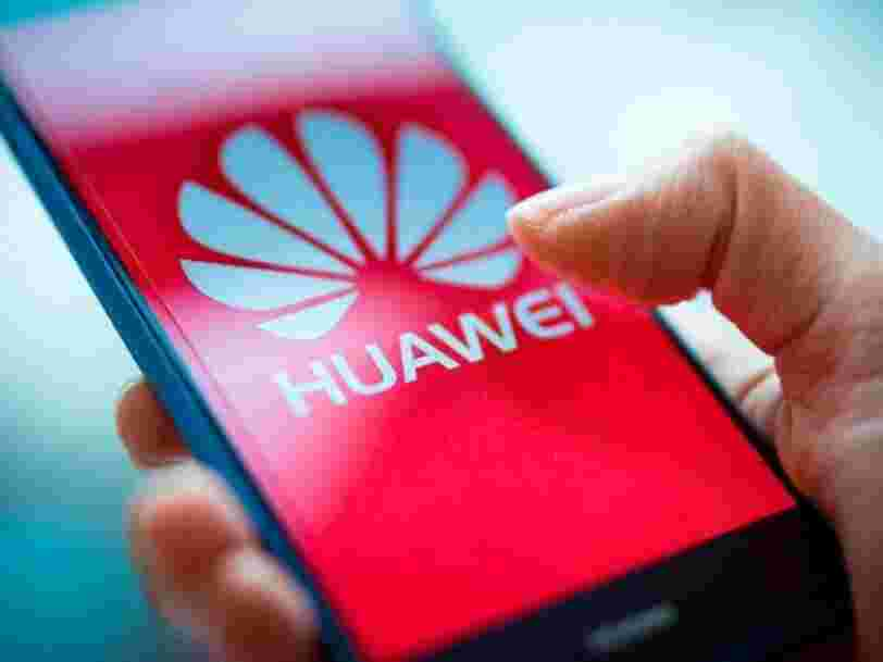Huawei va lancer son système d'exploitation concurrent d'Android