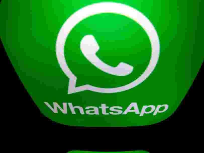 WhatsApp ne vous privera pas de ses fonctionnalités si vous n'acceptez pas la dernière mise à jour