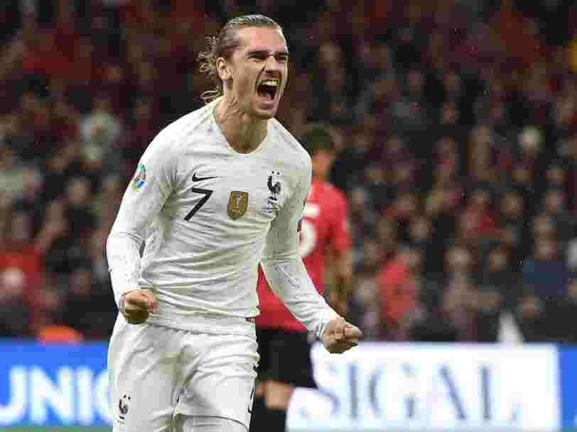 L'UEFA va accorder une dotation record aux équipes de football participant à l'Euro