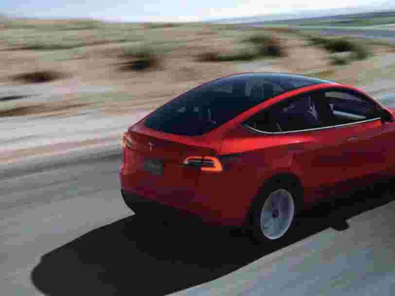 Elon Musk justifie l'envol des prix de certains modèles Tesla