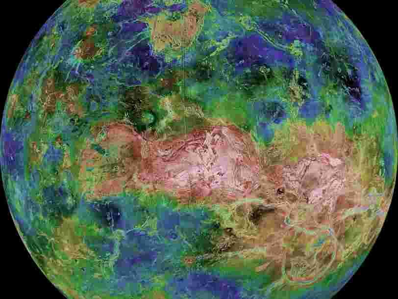 La Nasa va lancer deux nouvelles missions d'exploration de Vénus en 2028-2030