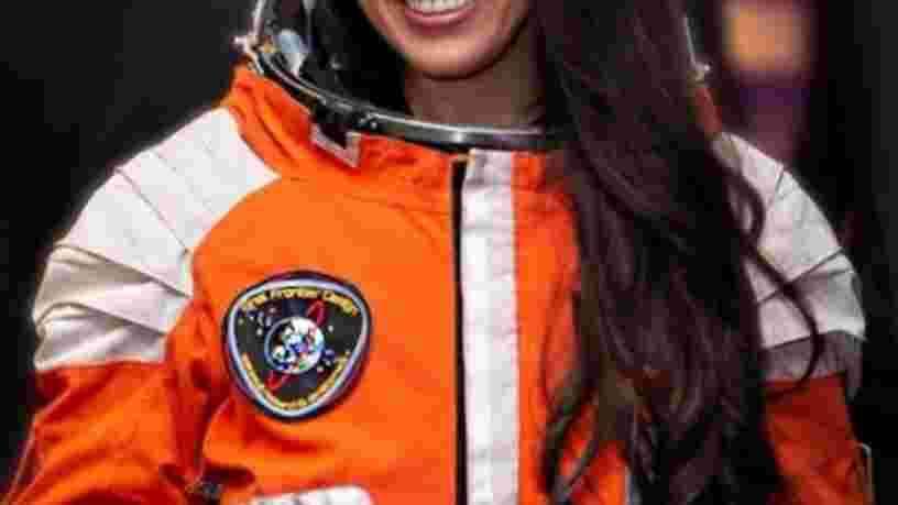 Virgin Galactic va envoyer une chercheuse star de TikTok dans l'espace