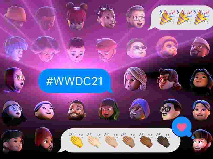 Ce qu'il faut attendre de la WWDC 2021, la keynote d'Apple diffusée ce soir