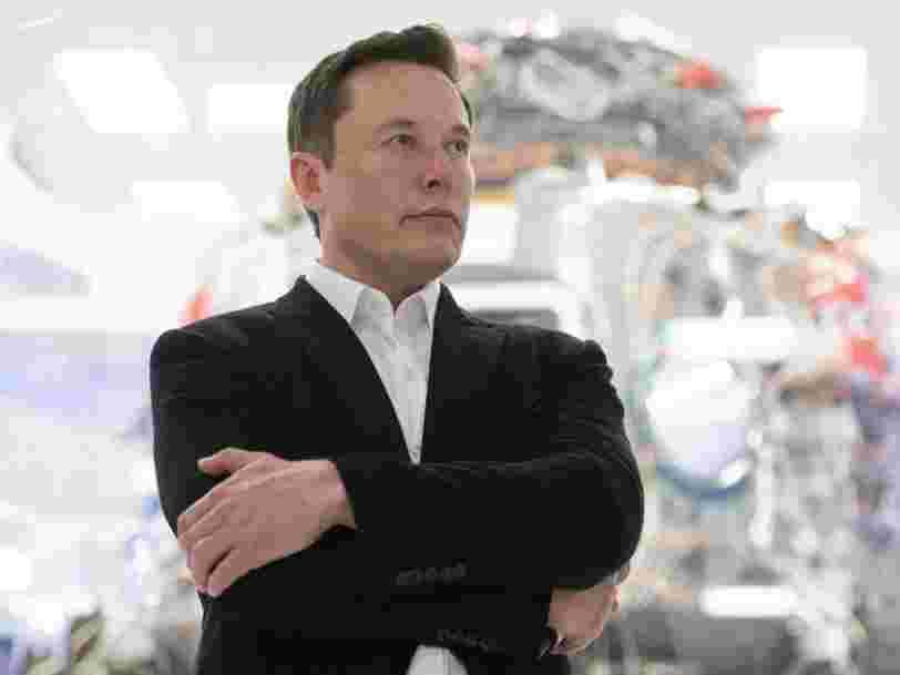 Une vidéo revendiquée par les Anonymous critique Elon Musk et ses tweets sur les cryptomonnaies