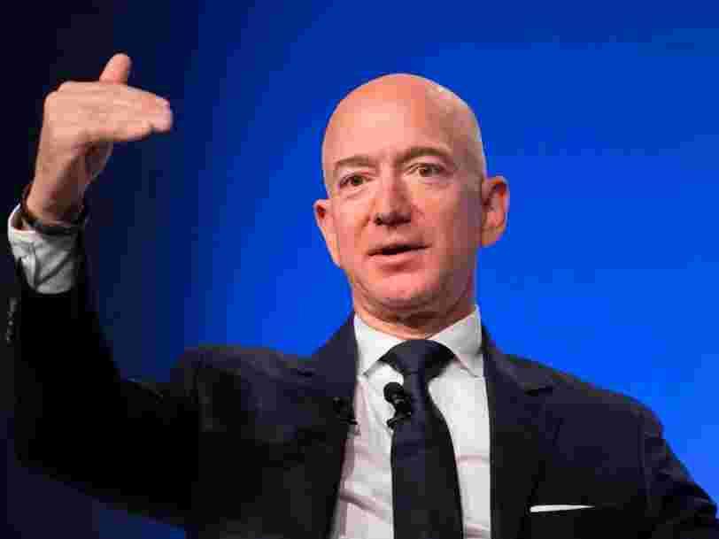 Pour s'envoler dans l'espace avec Jeff Bezos, il faudra débourser une somme stratosphérique