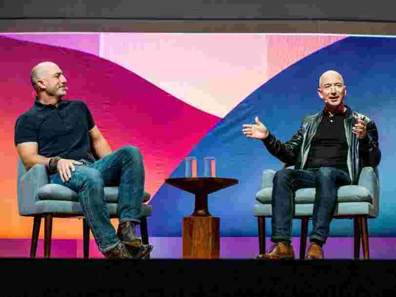 Qui est Mark Bezos, le frère du PDG d'Amazon convié au premier voyage spatial de la fusée Blue Origin ?