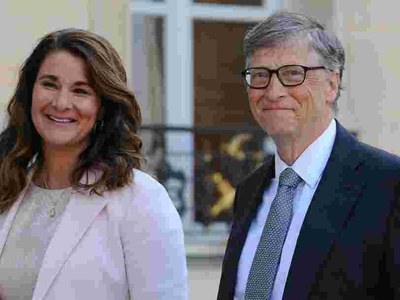 Les liaisons de Bill Gates d'avant son divorce seraient un secret de Polichinelle
